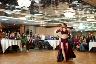 Sahina Bellydance Performance. Photography by RT2 Photography.